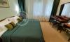 Двухуровневый люкс спальня