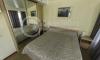 Спальное место номера полулюкс в отеле Серебряный ключ