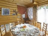 Дом Охотника и Рыболова, гостиница и сауна