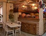 Балканский дворик, ресторан